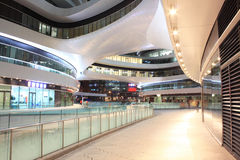 The modern shopping malls Stock Image