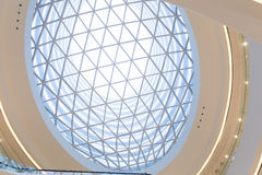 The modern shopping malls. In Beijing royalty free stock image