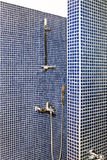 Modern Shower royalty free stock photography