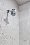 Modern shower at hotel resort Stock Images