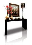 Modern sideboard Stock Image