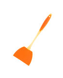 Modern Silicone Slotted Turner Royalty Free Stock Photo