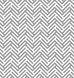 Modern simple geometric fabric texture with repeating parquet looking herringbone pattern Stock Photo