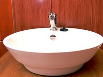 Modern sink stock images