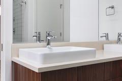 Modern sink Royalty Free Stock Photos