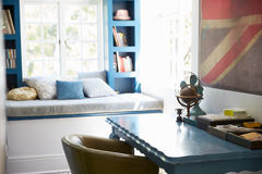 Modern sitting room interior Stock Images