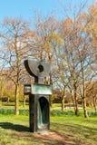 Modern skulptur i YSPEN Royaltyfri Foto