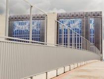 Modern Sky Style Artificial Building Facade Stock Photo