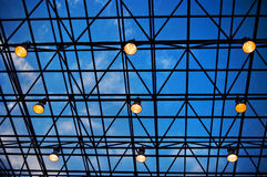 Modern skylight Royalty Free Stock Photography