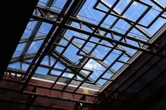 Modern skylight Royalty Free Stock Image