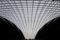 Modern skylight framework Royalty Free Stock Photos