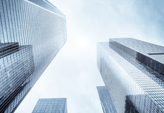 Modern skyscapers Royalty Free Stock Image