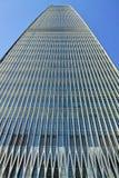 The modern skyscrape Stock Photography