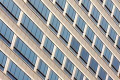 Modern Skyscraper Royalty Free Stock Images