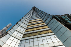 Modern skyscraper architecture Stock Photos