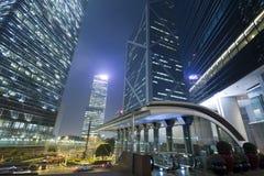 Modern skyscraper building Stock Image