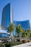 Modern skyscraper building Stock Images