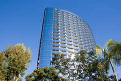 Modern skyscraper building Royalty Free Stock Photography