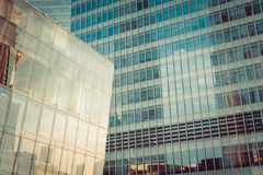Modern skyscraper business office, corporate building abstract. Stock Images