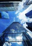 Modern skyscraper in the city Stock Photo