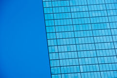 Modern Skyscraper Detail Royalty Free Stock Photo