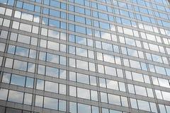 Modern skyscraper exterior Royalty Free Stock Image