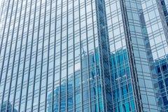 Modern skyscraper exterior Stock Images