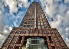 Modern skyscraper - HDR version Stock Photography
