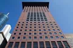Modern Skyscraper Japan Center Stock Image