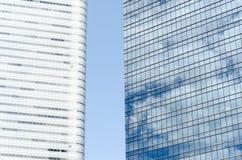 Modern skyscraper Royalty Free Stock Photo