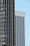 Modern skyscraper, madrid, spain Royalty Free Stock Image
