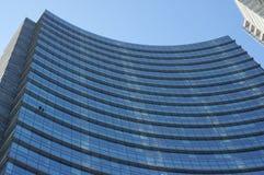 Modern skyscraper in Milan Royalty Free Stock Image