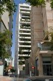 Modern skyscraper in Nicosia Stock Photography