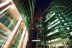 Modern skyscrapers Stock Photo