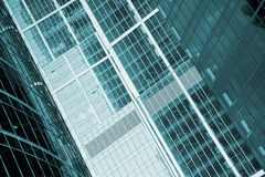 Modern skyscrapers Stock Photo