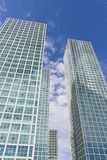 Modern skyscrapers in Astana Stock Images