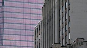 Modern skyscrapers Montreal Stock Image