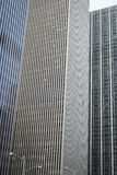 Modern skyscrapers in New York City Royalty Free Stock Photo