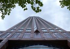 modern skyskrapa arkivfoton