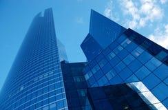 modern skyskrapa Arkivfoto