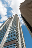 modern skyskrapa Royaltyfria Foton