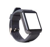 Modern slim horloge royalty-vrije stock foto's