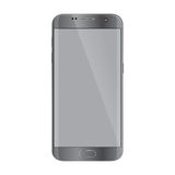 Modern smart phone design Royalty Free Stock Image