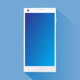 Modern smart phone Royalty Free Stock Photography