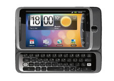 Modern Smartphone Stock Photos