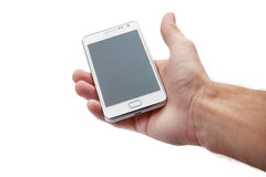 Modern smartphone Royalty Free Stock Photos