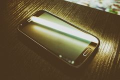 Modern smartphone Stock Photo