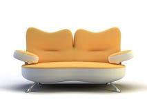 Modern sofa Royalty Free Stock Image