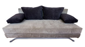 Modern sofa Royalty Free Stock Photo