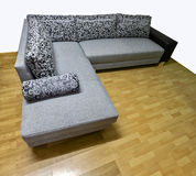 Modern sofa Stock Photos